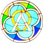 Rose Window - Alpha-Omega