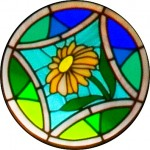 Rose Window - Daisy