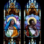 St Monica and St Augustine
