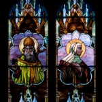 St Patrick and St Bridget