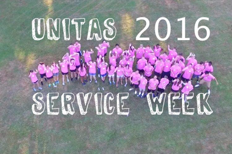 2016 Summer Unitas Drone Shot