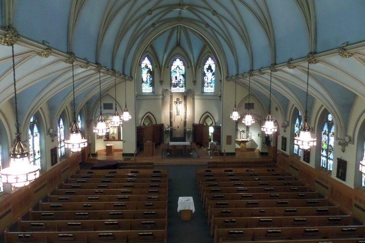 Interior St. Augustine