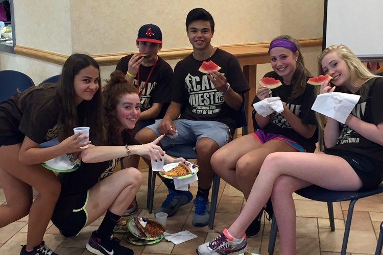 VBS 2016 Teen Helpers