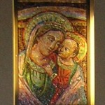 Our Lady of Good Council Mosaic