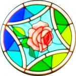 Rose Window - Rose