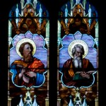 St Mark and St Matthew